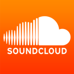 I tried to make a cover the other day, but I got angry at it and stopped, so here's the Soundcloud logo instead